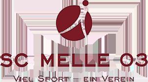 SC Melle 03: Startseite